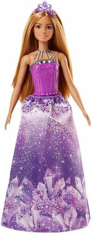 Imagem de Roxo Loira Princesa Barbie - Mattel FJC97