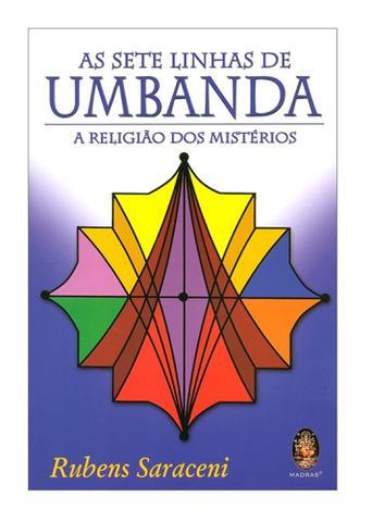 Imagem de Rubens Saraceni O Guardião da Sétima Passagem + Doutrina e Teologia + As Sete Linhas de Umbanda