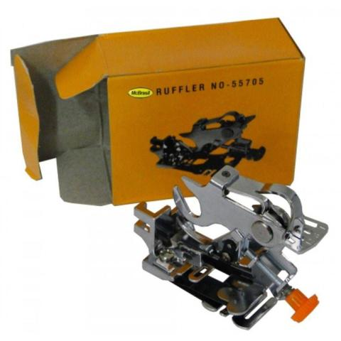 Imagem de Ruffler: Aparelho para pregas e franzidos p/ maquina de costura domestica