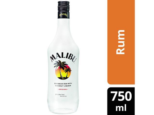 Imagem de Rum Malibu 750ml Original