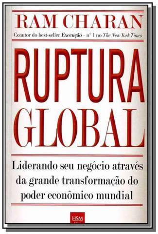 Imagem de Ruptura global