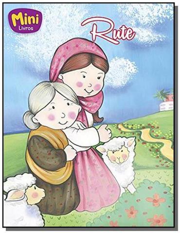Imagem de Rute - colecao mais belas historias da biblia ( mi - Todolivro
