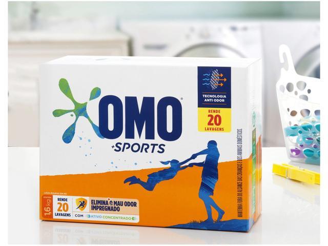 Imagem de Sabão em Pó Omo Sports