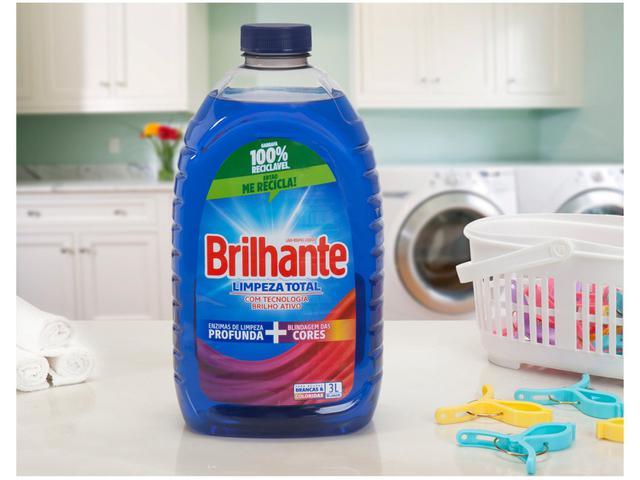 Imagem de Sabão Líquido Brilhante Limpeza Total