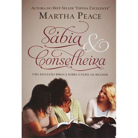 Imagem de Sábia e Conselheira - Martha Peace