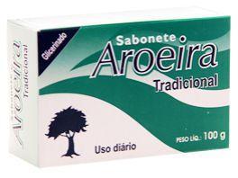 Imagem de Sabonete Aroeira Tradicional 100g - Tropical