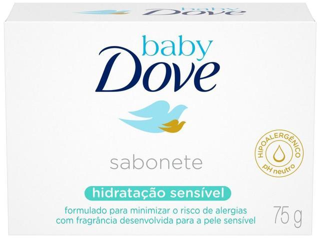 Imagem de Sabonete Dove Baby Hidratação Sensível