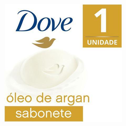 Imagem de Sabonete Dove Óleo De Argan 90g