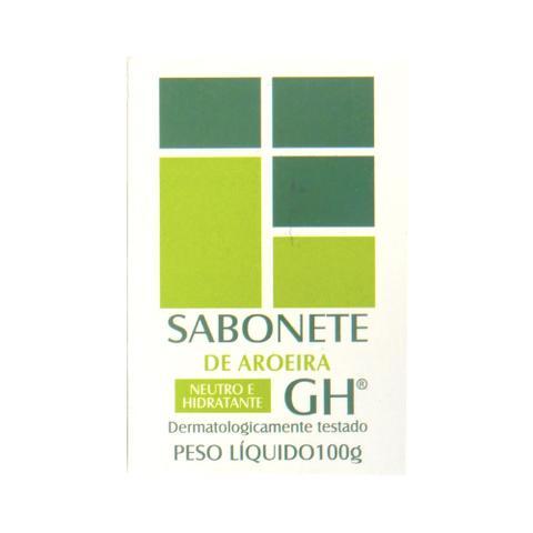Imagem de Sabonete gh de aroeira - 100g