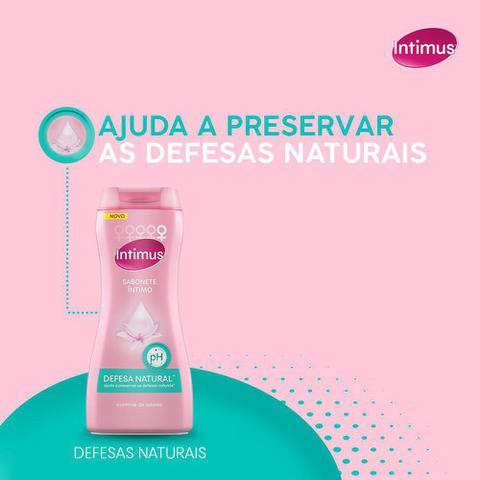 Imagem de Sabonete Líquido Intimus Defesa Natural 200ml