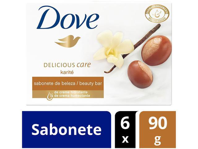 Imagem de Sabonete Neutro Dove Delicious Care 90g