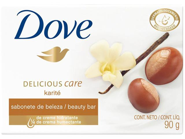 Imagem de Sabonete Neutro Dove Delicious Care