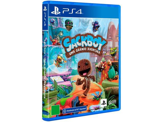 Imagem de Sackboy: Uma Grande Aventura para PS4 Sumo