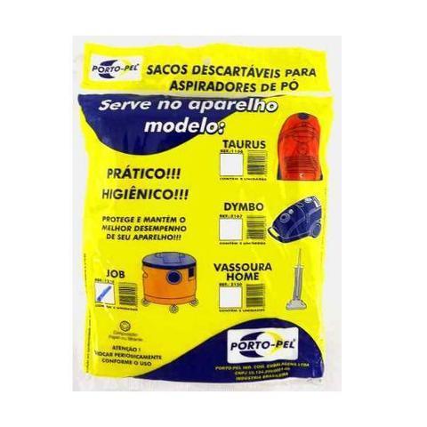 Imagem de Saco de aspirador descartavel eletrolux gt 220 pro/job 11223