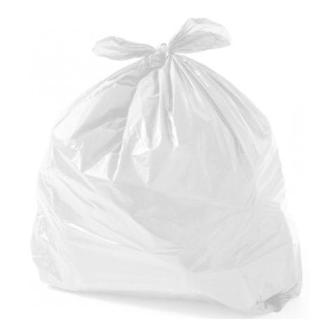 Imagem de Saco de Lixo 200LTS Leitoso Comum M.5 PCT C/100 UN