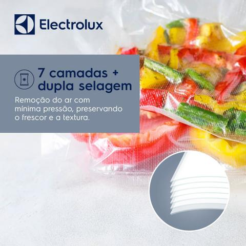 Imagem de Sacos para Seladora a Vácuo Electrolux