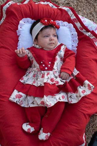 Imagem de Saída de Maternidade Anny 5 peças Cor 3