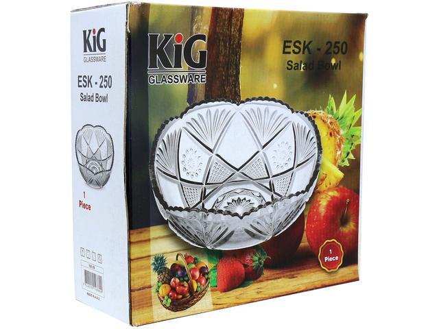 Imagem de Saladeira de Vidro Redonda Kig ESK-250