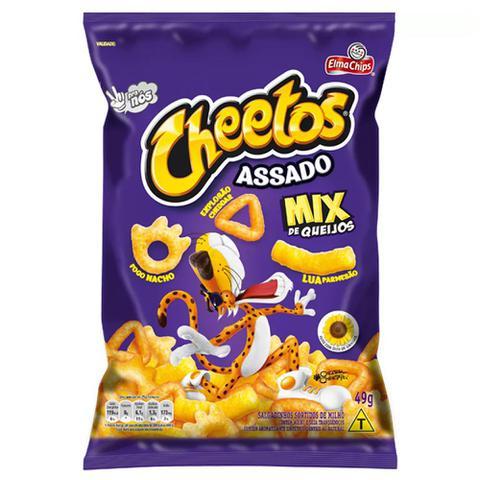 Imagem de Salgadinho Cheetos Mix 49g - Elma Chips