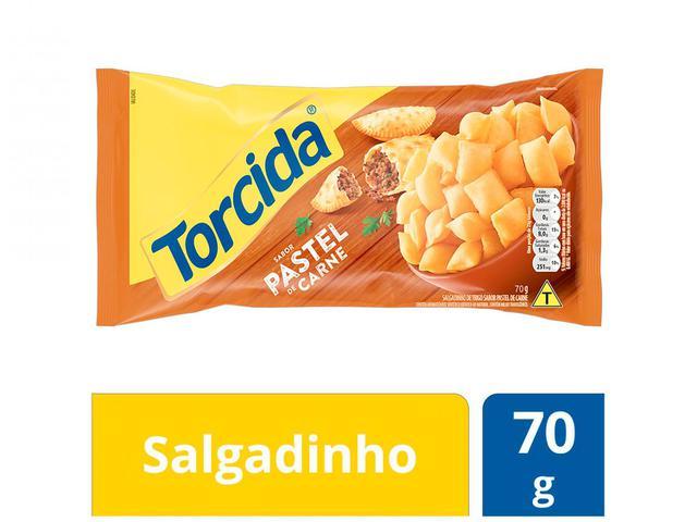 Imagem de Salgadinho Pastel de Carne 70g Torcida