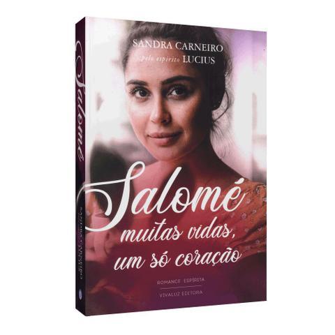 Imagem de Salomé – Muitas Vidas, Um Só Coração [Salomé - o Encanto das Mulheres que Surgem do Céu] - Vivaluz