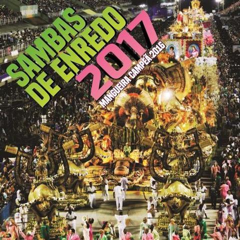 Imagem de Sambas de Enredo 2017 - Rj