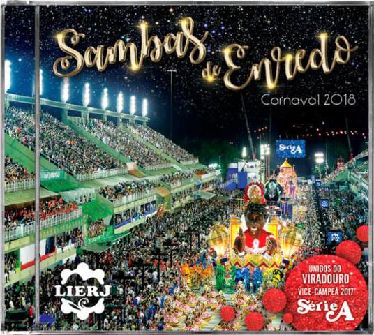 Imagem de Sambas de Enredo 2018 - Série A - Rj