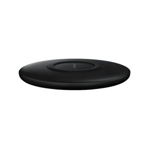 Imagem de Samsung EP-P1100BB Carregador sem Fio Fast Charge Wireless Carga Rápida Bivolt Preto