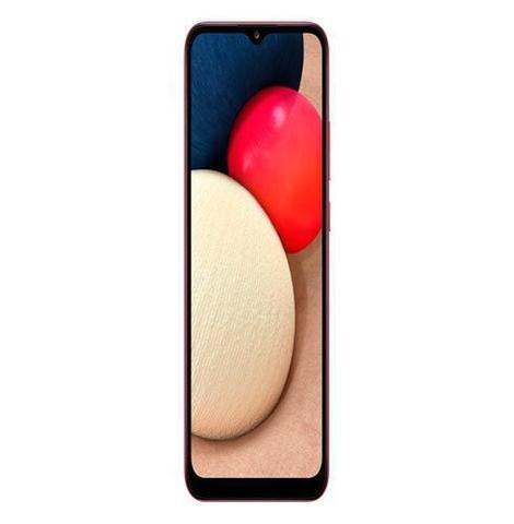 Imagem de Samsung Galaxy A02s Vermelho, com Tela Infinita de 6,5