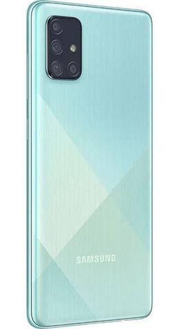 Imagem de Samsung Galaxy A71 128 Gb 6g De Ram Tela 6.7 Azul