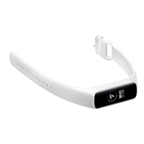 Imagem de Samsung Galaxy Fit E Branco - SmartWatch - Pulseira inteligente
