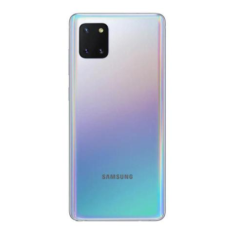 Imagem de Samsung Galaxy Note 10 Lite Aura Glow, Tela de 6.7