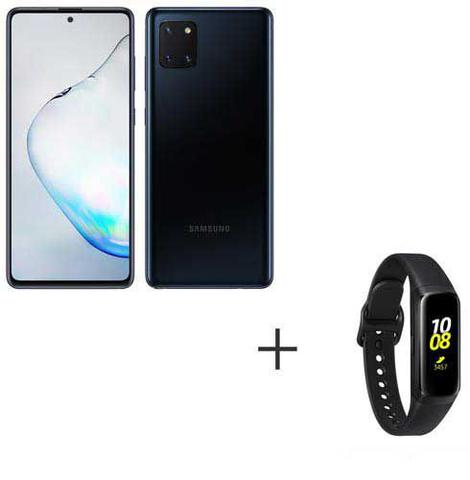 Imagem de Samsung Galaxy Note 10 Lite Preto, 6,7