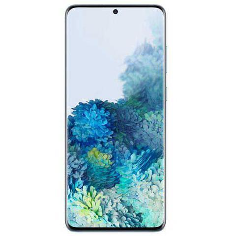 Imagem de Samsung Galaxy S20+ Azul, com Tela Infinita de 6,7