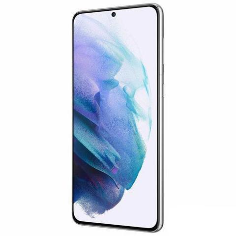 Imagem de Samsung Galaxy S21+ Prata, com Tela Infinita de 6,7