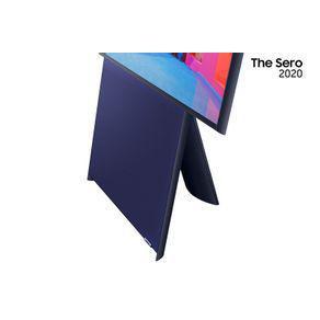 Imagem de Samsung Smart TV QLED 4K LS05T The Sero 2020 Tela Vertical Tap View Potência Sonora Comando de Voz 43