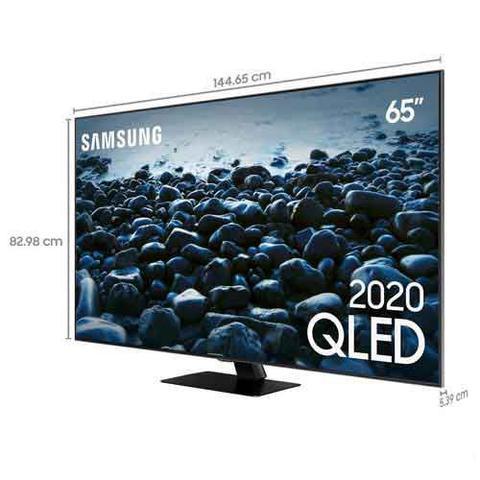 Imagem de Samsung Smart TV QLED 4K Q80T 65