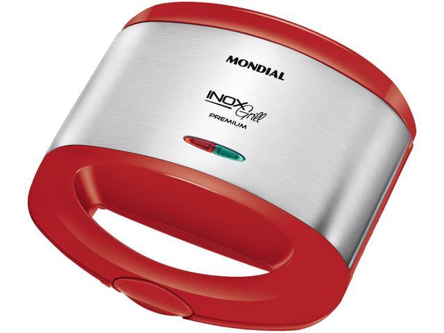 Imagem de Sanduicheira/Grill Mondial Premium S-19