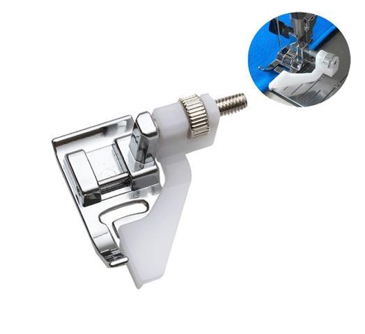 Imagem de Sapatilha Calcador Bainha Invisível Maquina Costura Singer