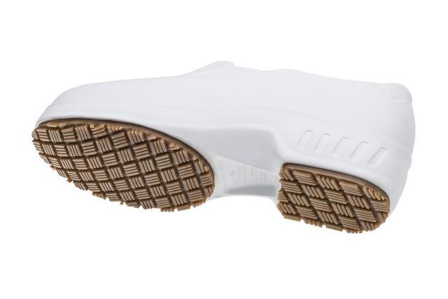 Imagem de Sapato Eva Flex Clean Marluvas Branco Borracha Antiderrapante - 36