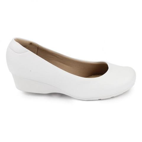 9caf480cb Imagem de Sapato Feminino Enfermagem Confortavel Modare 7014200 Branco