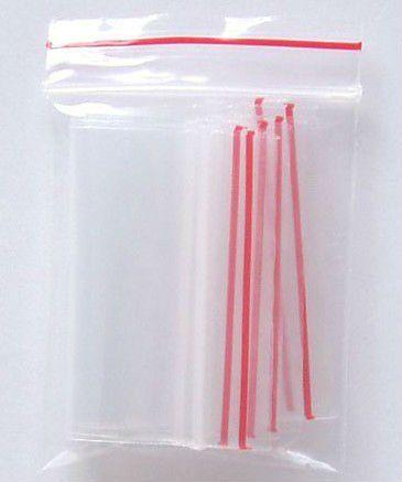 Imagem de Saquinho zip lock abre e fecha 17 x 26 cm - 100 unidades