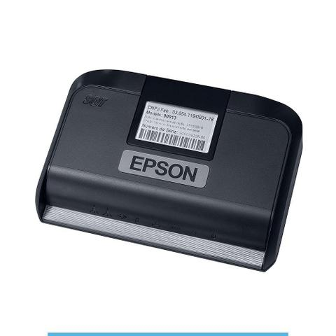 Imagem de SAT Fiscal Epson A10 para cupom fiscal eletrônico