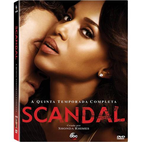 Imagem de Scandal - A 5º Temporada Completa (DVD)