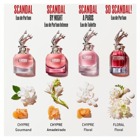 Imagem de Scandal A Paris Jean Paul Gaultier Perfume Feminino - Eau de Toilette