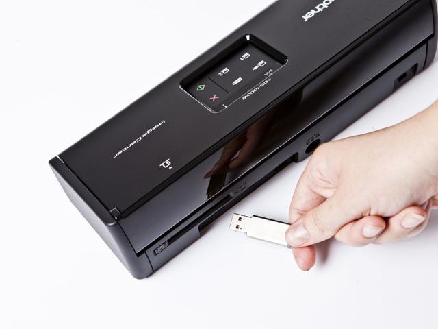 Imagem de Scanner de Mesa Brother ADS1000W Wi-Fi