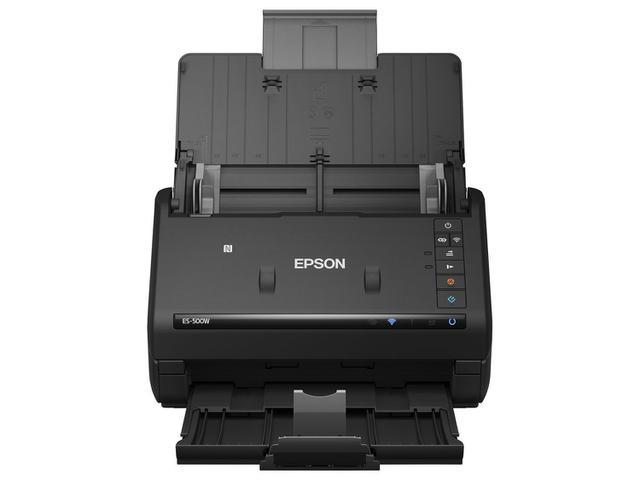 Imagem de Scanner de Mesa Epson WorkForce ES500W