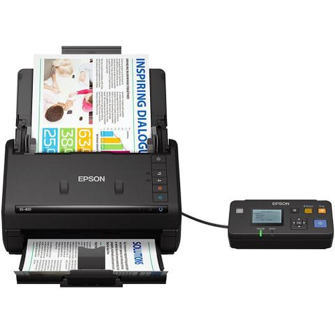 Imagem de Scanner Epson WorkForce 600 dpi ES-400 B11B226201