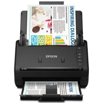 Imagem de Scanner EPSON Workforce PRO ES400 Duplex - B11B226201