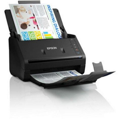 Imagem de Scanner Epson WorkForce Pro Mesa USB 3.0 600dpix600dpi  (ES-400B11B226201)